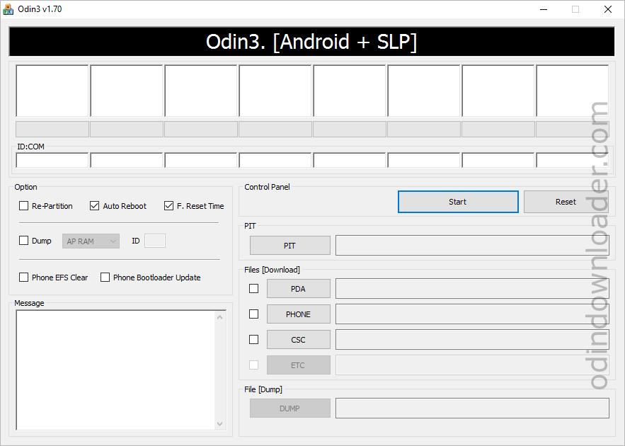 Odin3 v1.70