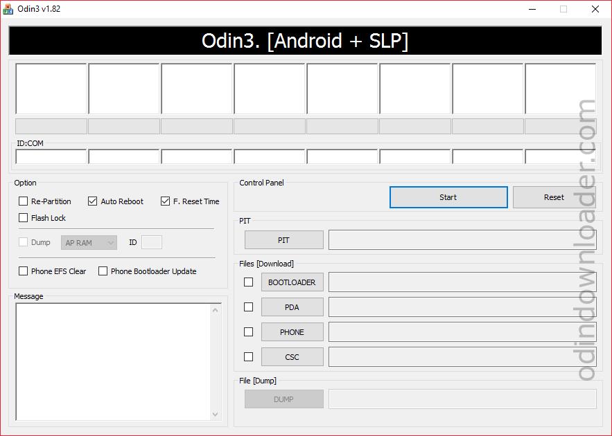 Odin3 v1.82