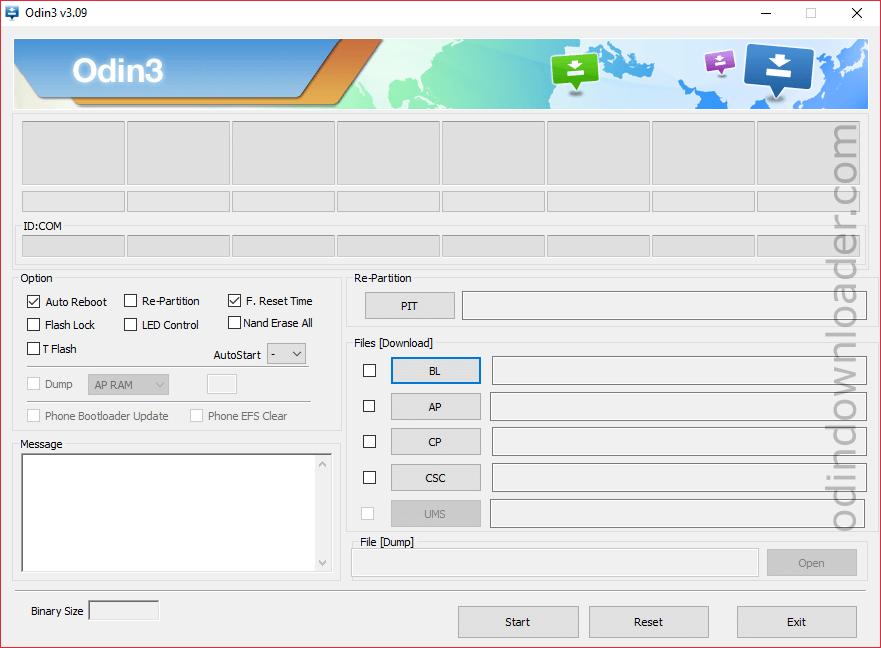 odin 3.09 pour mac