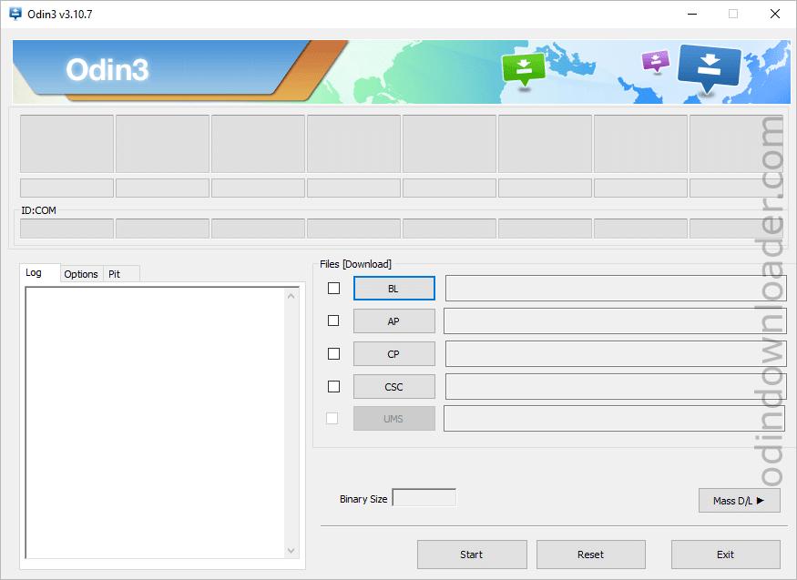 Odin3 v3.10.7